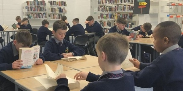Launch of New School Library – 2019
