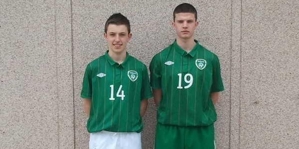 Boys in Green 2012  - Kyle McCarthy & Danny Morrissey