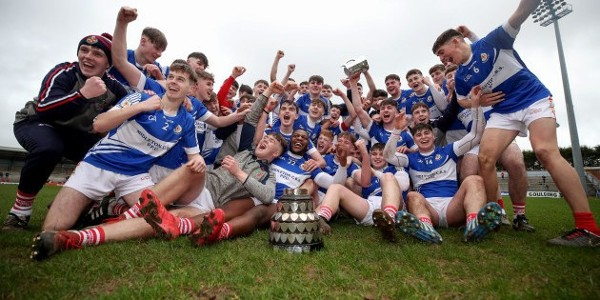 Harty Cup Champions 2019