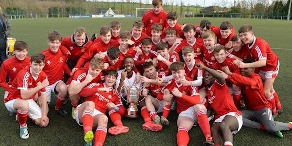 Munster Senior Soccer Champions - 2019