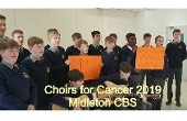 Midleton CBS - Choirs for Cancer 2019