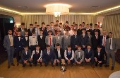 Harty Cup - Victory Dinner