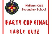 Harty Final - Table Quiz